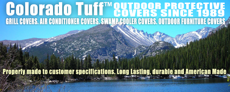 Colorado Tuff™ Made Custom Covers
