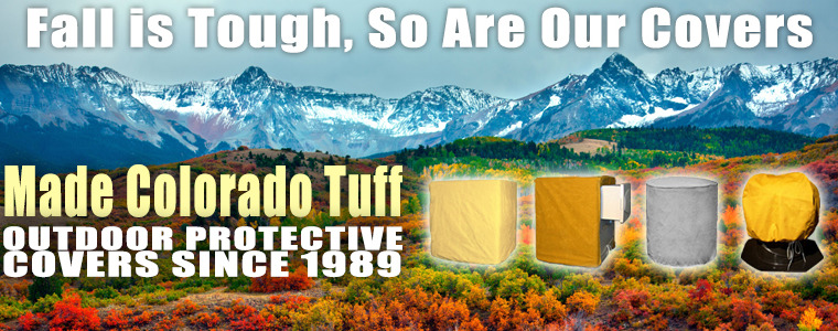 Custom AC Covers, Colorado Tuff