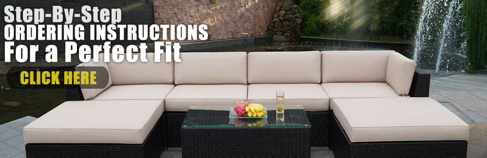 Custom Outdoor Furniture Covers Capcover