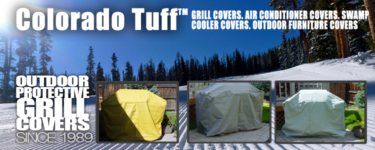 Colorado Tuff Grill Covers